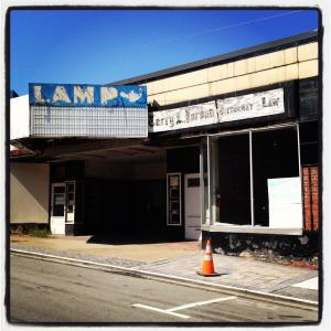 The Lamp Theater on August 24, 2012