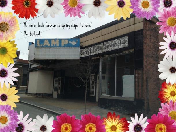 Lamp spring 2013